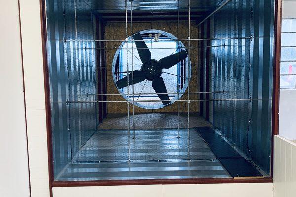 Tunel areodynamiczny