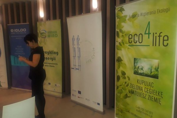 "conference ""Enterprise and the Environment"""